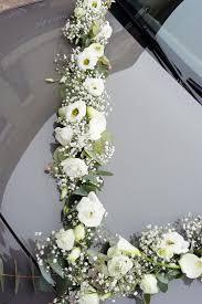 Decoration Florale Mariage Les 25 Meilleures Idées De La Catégorie Décorations De Voiture De