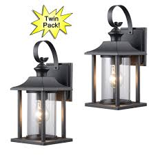 Outdoor Porch Light Black Outdoor Patio Porch Exterior Light Fixture 73478