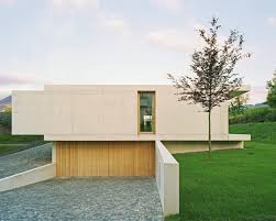 contemporary one storey house in zurich homedezen