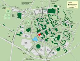 Iowa State Campus Map Gmu Fairfax Campus Map Tablesportsdirect