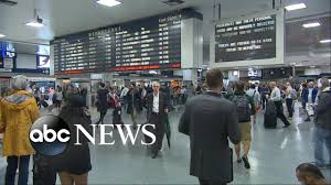 busy day of travel expected in post thanksgiving