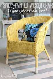 How To Fix Wicker Patio Furniture - best 25 wicker chairs ideas on pinterest patio swing garden