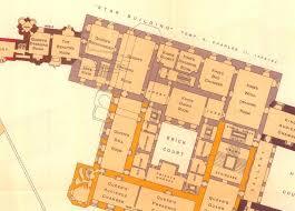 floor plan of windsor castle western end of the state apartments at windsor windsorcastle