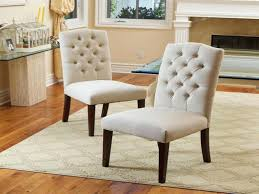 Tufted Dining Chair Set Gray Tufted Dining Chairs Smc