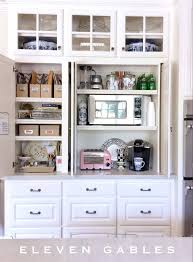 kitchen appliance storage cabinet appliance hideaway cabinet best kitchen appliance storage ideas on