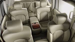 mitsubishi adventure 2017 interior seats new 2017 nissan armada with 65 years of heritage first drive