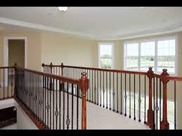 open floor plan design ideas foyer overlooks youtube