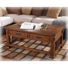 cross island sofa table t419 1 ashley furniture cross island rectangular cocktail table