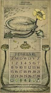 botanical calendars 86 best calendars images on calendar nouveau and