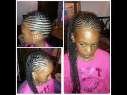 weave braid hairstyles kids weave braids hairstyles for kids beautiful look youtube