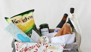 Welcome Baskets For Wedding Guests How To Make The Perfect Irish Wedding Welcome Basket For Your