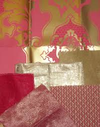 Pink And Gold Bedroom by Pink And Gold Girls Room From Jennifer Flanders Inc Color And