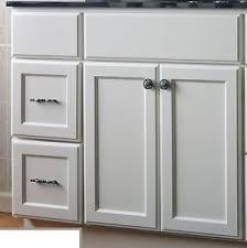 36 Bathroom Vanity by Jsi Plymouth White Two Door 36 U0026 034 Bathroom Vanity W Two Left