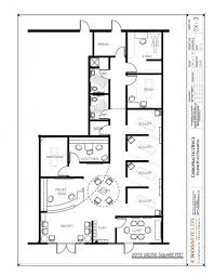 modern home interior design floor plan template open office