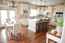 How To Paint My Kitchen Cabinets White My Home Tour Kitchen Sita Montgomery Interiors
