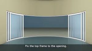 glass wall door systems how to install a curved sliding doors by balcony systems solutions