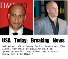 Cory Booker Meme - one of my favorite preppy videos a rap of new englanders and