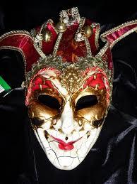 venetian jester mask genuine venetian fabulous gold jester mask with bells
