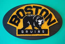 boston bruins home decor string art boston bruins custom hockey logo