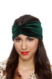 velvet headband turband 19 00