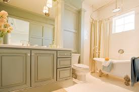 paint colors for a bathroom to go with maple cabinets creative