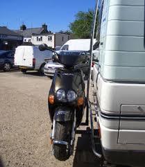 Tire Rack Motorcycle Towbar Motorbike Carrier Motorbike Rack From Watling Engineers Uk