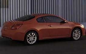 2008 Nissan Altima Coupe Interior Used 2012 Nissan Altima Coupe Pricing For Sale Edmunds