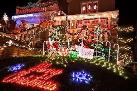 dyker heights brooklyn christmas lights dyker heights brooklyn worldpass amazingdeals liveandtravel