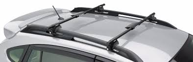 Subaru Forester Bike Rack oem 2011 2013 subaru forester round roof rack luggage carrier