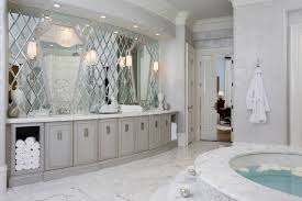Mirror Bathroom Tiles Atlanta Buckhead Showhouse Interior Contemporary