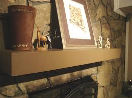 Fireplace Mantel Shelf Plans by Diy Hollow Plywood Mantle Home Sweet Home Pinterest Plywood