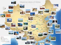 Chinese Map China Tourist Map Super Inspiring For Trip Planning U003c3 China