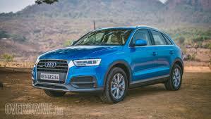 audi q3 petrol or diesel 2017 audi q3 30 tfsi and 35 tdi quattro road test review overdrive