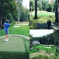 Backyard Golf Hole by Justin Thomas U0027 Prescient Goals Jim Nantz U0027 Incredible Backyard