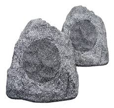 theater solutions 2r4g outdoor garden waterproof granite rock