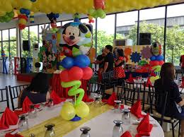 mickeymouse clubhouse table centerpiece cumple gianmanuel