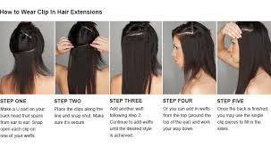 clip on hair extensions make your own clip in hair extensions flip in hair extensions