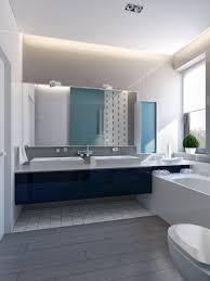 Modern Bathroom Decor Ideas 25 Best Navy Blue Bathrooms Ideas On Pinterest Blue Vanity