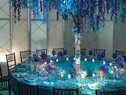Teal Table L Wedding Ideas Peacock Wedding Theme Teal Table Settings