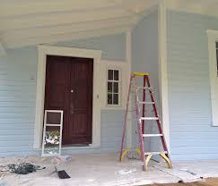 front porch part 2 3 u2013 where we paint stuff and then paint