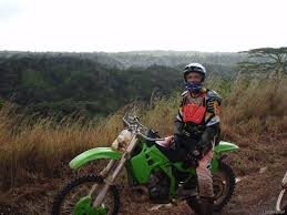 where can i ride my motocross bike biking is easy with a motor ben collins