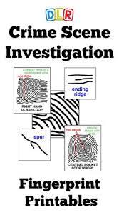 forensic science free worksheet fingerprint forensic science