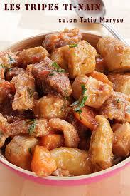 cuisiner des tripes les tripes ti nain un plat antillais délicieux