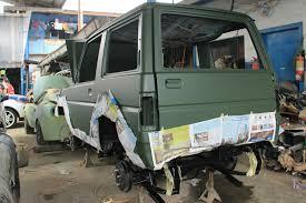 mobil jeep modifikasi daihatsu taft army siap libas segala medan tomi airbrush