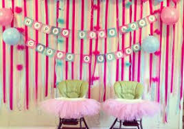 1st birthday party decorations at home simple girl 1st birthday at home girls 1st birthday party themes