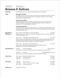 Sample Resume Without Objective by How To Wtrite A Proper Resume For Computer Networking Or Technical