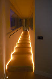 indoor stair lighting ideas lights for stairs incredible staircase lighting ideas tips and