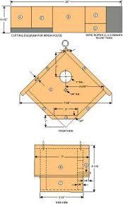 Wood House Plans by 25 Best Bird House Plans Ideas On Pinterest Diy Birdhouse
