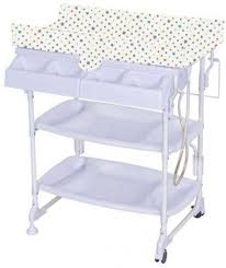 Changing Table With Bath Tub Mon Ami Baby Bath Tub Changing Table Bp 060 Pattern