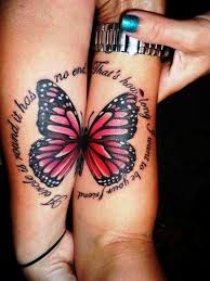 25 butterfly tattoos ideas for and